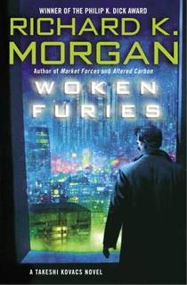 Picture of a book: Woken Furies