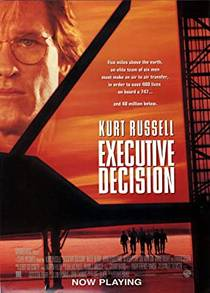 Picture of a movie: Executive Decision
