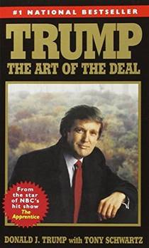 Picture of a book: Trump: The Art Of The Deal