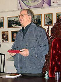 Picture of an author: Boris Strugatsky