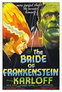 Picture of a movie: Bride Of Frankenstein