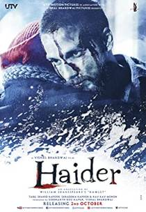Picture of a movie: Haider
