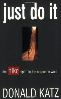 Picture of a book: Just Do It