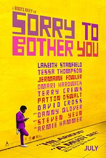 Picture of a movie: Sorry To Bother You