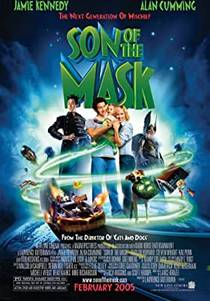 Picture of a movie: Son Of The Mask