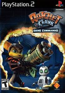 Picture of a game: Ratchet & Clank: Going Commando