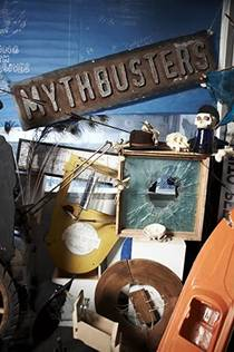 Picture of a TV show: Mythbusters