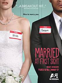 Picture of a TV show: Married At First Sight