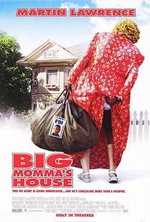 Picture of a movie: Big Momma's House