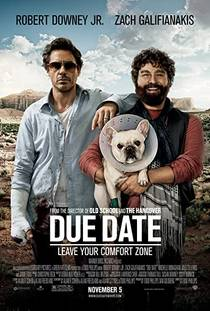 Picture of a movie: Due Date