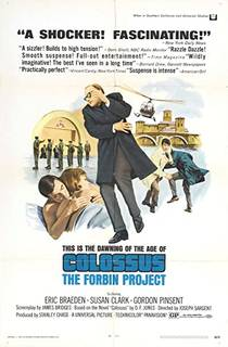 Picture of a movie: Colossus: The Forbin Project