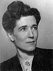 Picture of an author: Georgette Heyer