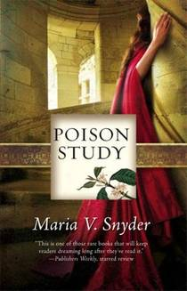 Picture of a book: Poison Study