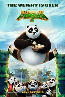 Picture of a movie: Kung Fu Panda 3