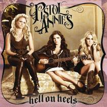 Picture of a band or musician: Pistol Annies
