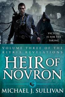 Picture of a book: Heir Of Novron