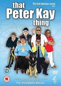 Picture of a TV show: That Peter Kay Thing