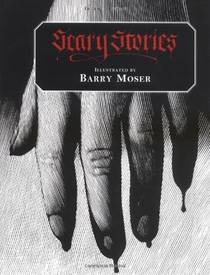Picture of a book: Scary Stories
