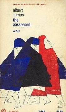 Picture of a book: The Possessed