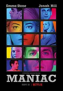 Picture of a TV show: Maniac