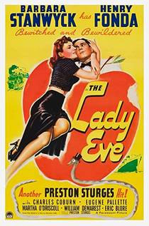 Picture of a movie: The Lady Eve