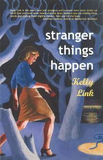 Picture of a book: Stranger Things Happen