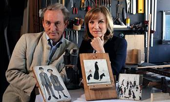 Picture of a TV show: Fake Or Fortune?