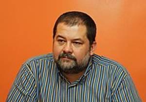 Picture of an author: Sergei Lukyanenko