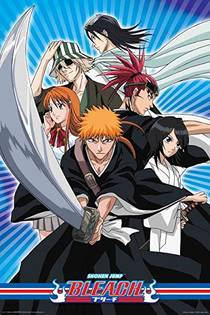 Picture of a TV show: Bleach: Burîchi