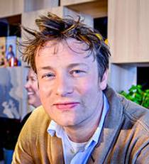 Picture of an author: Jamie Oliver