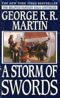 Picture of a book: A Storm Of Swords