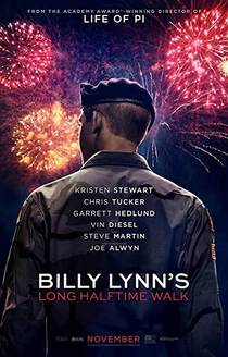 Picture of a movie: Billy Lynn's Long Halftime Walk