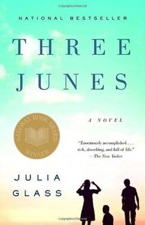 Picture of a book: Three Junes