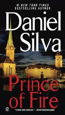 Picture of a book: Prince of Fire