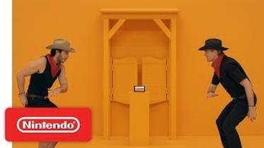 Picture of a game: 1-2-Switch