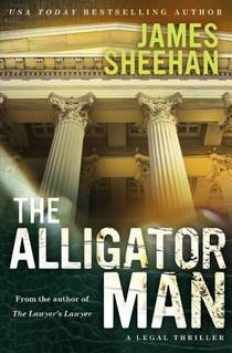 Picture of a book: The Alligator Man