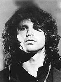 Picture of an author: Jim Morrison
