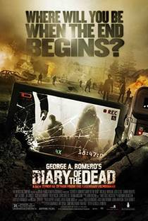 Picture of a movie: Diary Of The Dead