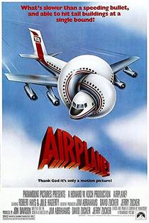 Picture of a movie: Airplane!