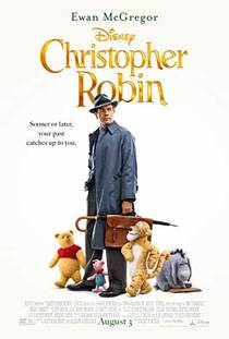 Picture of a movie: Christopher Robin