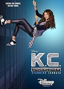 Picture of a TV show: K.C. Undercover