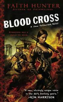 Picture of a book: Blood Cross