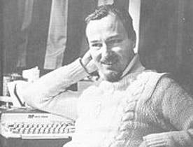 Picture of an author: John Brunner