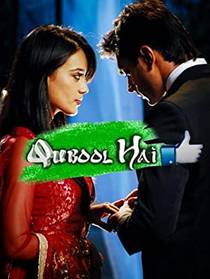 Picture of a TV show: Qubool Hai