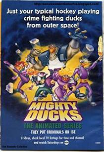 Picture of a TV show: Mighty Ducks