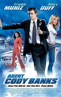 Picture of a movie: Agent Cody Banks