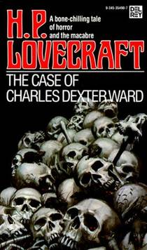 Picture of a book: The Case Of Charles Dexter Ward
