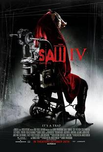 Picture of a movie: Saw IV