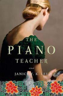 Picture of a book: The Piano Teacher
