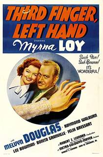 Picture of a movie: Third Finger, Left Hand